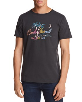 BANKS - Vacation Graphic Short Sleeve Tee