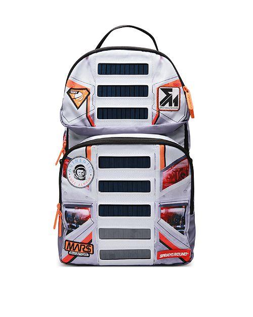Sprayground - Unisex Buzz Aldrin Solar Panel Backpack