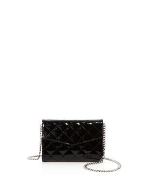 PATENT QUILTED BELT BAG - 100% EXCLUSIVE