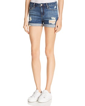 Joe's Jeans - The Rolled Denim Shorts in Vaneza