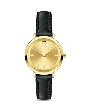 Movado Ultra Slim Watch, 28mm