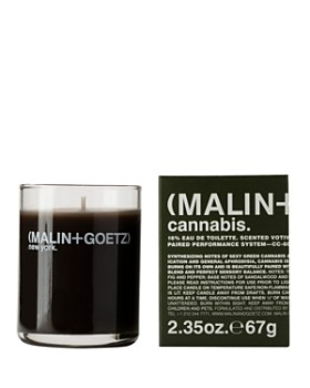 MALIN and GOETZ - Cannabis Votive Candle