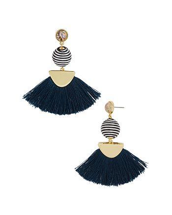 BAUBLEBAR - Mamba Drop Earrings