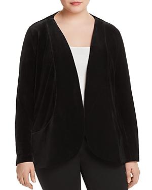Lysse Plus Ella Velvet Jacket