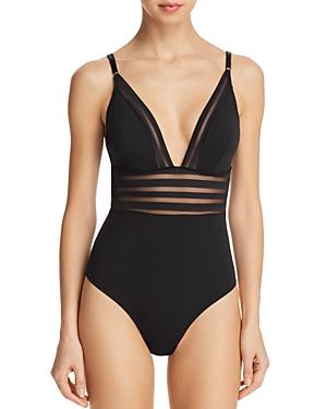 Heidi Klum Intimates Nightshade Fling Bodysuit