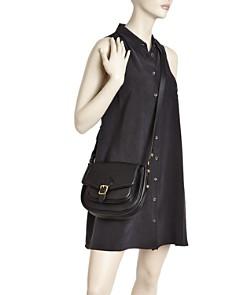 Annabel Ingall - Dakota Leather Saddle Bag