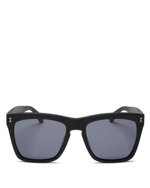 WOMEN'S LOS FELIZ SQUARE SUNGLASSES, 55MM