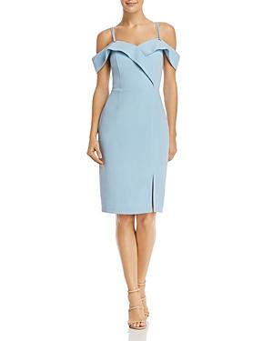 Adelyn Rae Shelby Cold-Shoulder Dress