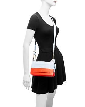 Jason Wu - Suvi Color-Block Snakeskin Shoulder Bag
