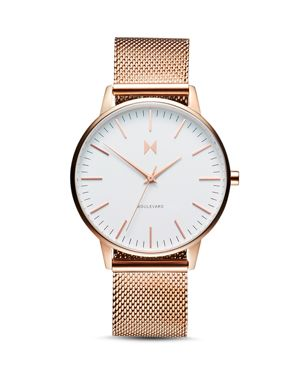 BOULEVARD SERIES WATCH, 38MM