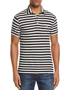 Todd Snyder Striped Short Sleeve Pocket Polo Shirt - Bloomingdale's_0. Todd  Snyder