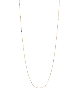 Sterling Silver Thin Chain Necklace