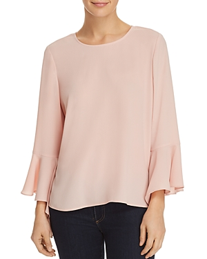 Vince Camuto Cascade Bell-Sleeve Top - 100% Exclusive