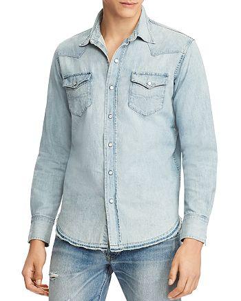 20b8be49e4 Polo Ralph Lauren - Denim Classic Fit Western Shirt