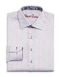 Robert Graham Boys' Triangle-Print Dress Shirt - Big Kid - Bloomingdale's_0
