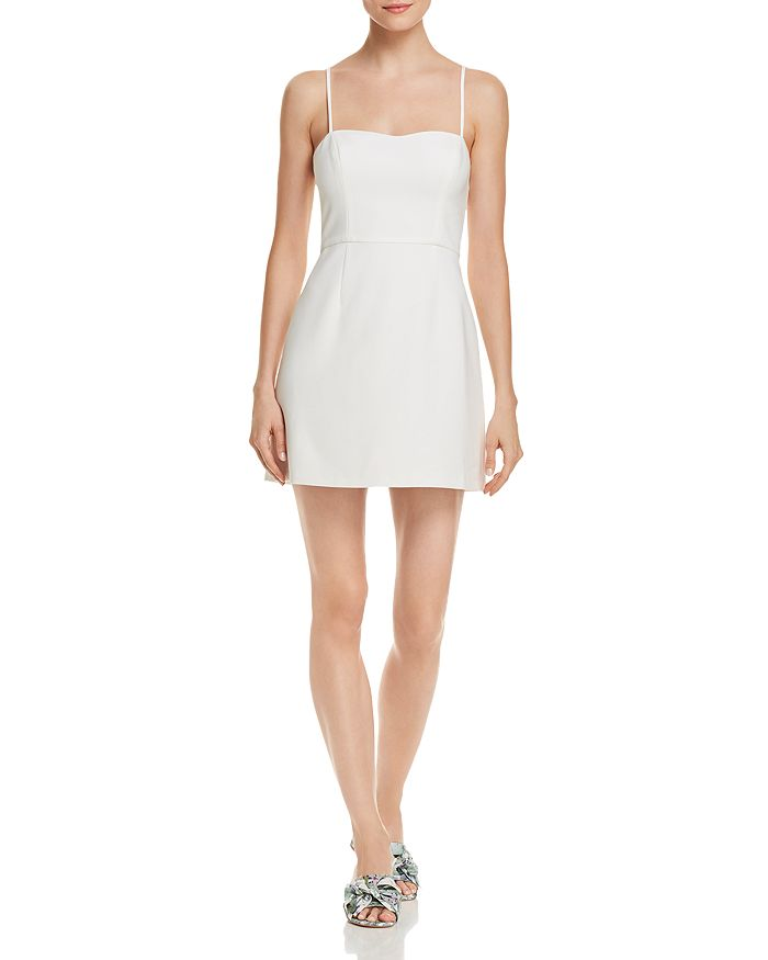 912172a746f FRENCH CONNECTION - Whisper Light A-Line Dress