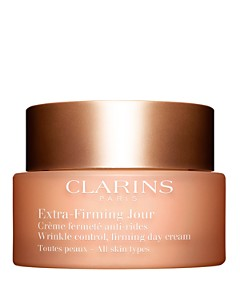 Clarins - Extra-Firming Wrinkle Control Firming Day Cream for All Skin Types
