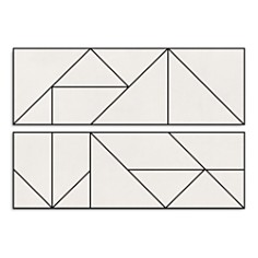 Art Addiction Inc. Geometric Folds Wall Art - 100% Exclusive - Bloomingdale's_0