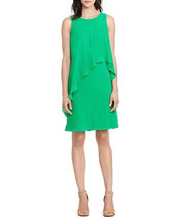 Ralph Lauren - Asymmetric Drape Dress