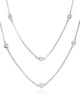 "Crislu - Layered Necklace, 36"""