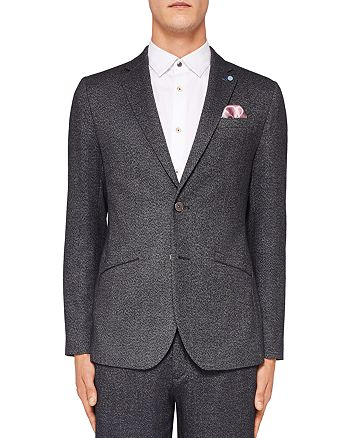Ted Baker - Beek Semi Plain Regular Fit Suit Jacket
