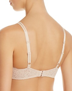 b.tempt'd by Wacoal - Modern Method Lace Unlined Underwire Bra