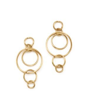 Marco Bicego 18K Yellow Gold Luce Link Drop Earrings - 100% Exclusive