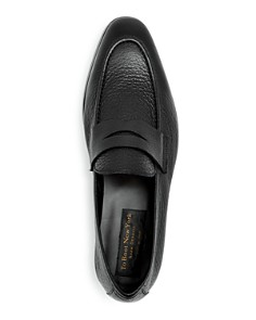 To Boot New York - Men's Johnson Leather Apron Toe Penny Loafers