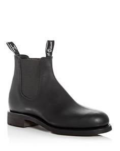 R.M. Williams - Men's Gardner Leather Chelsea Boots
