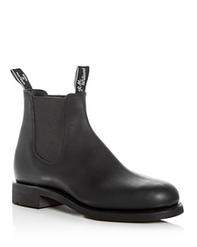 R.M. Williams - Men's Gardner Leather Chelsea Boots