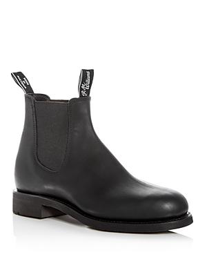 R.m. Williams Men's Gardner Leather Chelsea Boots