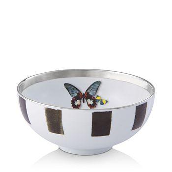 Vista Alegre - Sol y Sombra by Christian Lacroix Soup Bowl