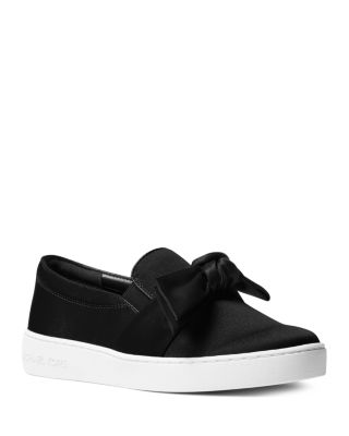 Read more Red Satin Bow Slip-On Sneakers mBmFwY