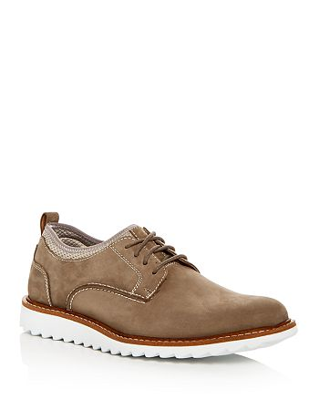 G.H. Bass & Co. - Men's Dirty Buck 2.0 Nubuck Leather Oxfords
