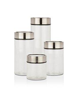 Honey Can Do - Date Dial Jar, Set of 4