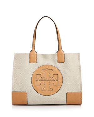 Tory Burch Ella Canvas Mini Tote 2820993