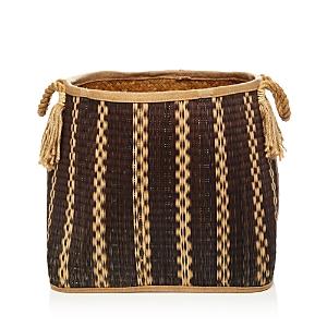 Sparrow x Wren Mesa HandWoven Seagrass Basket Large  100 Exclusive