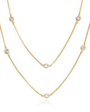 LAYERED NECKLACE, 36
