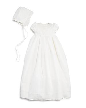 Pippa  Julie Girls Christening Gown  Bonnet Set  Baby