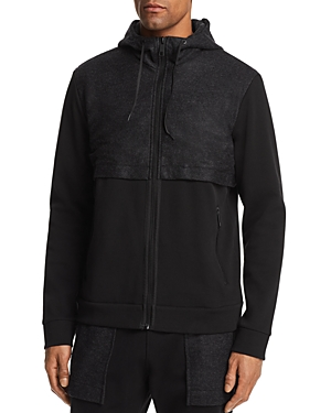 Antony Morato Fleece Zip Hooded Sweatshirt