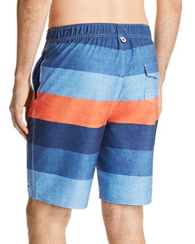 Johnnie-O - Shore Striped Board Shorts