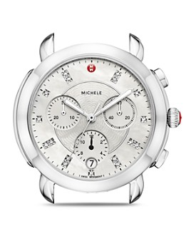 MICHELE - Sidney Watch Head, 38mm