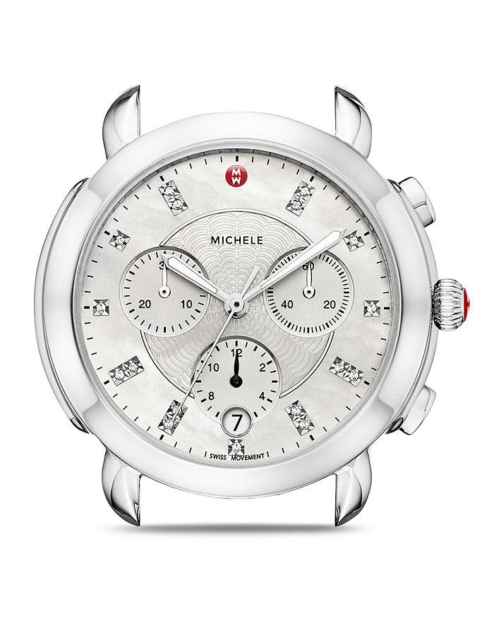 MICHELE - Sidney Watch Head, 38mm