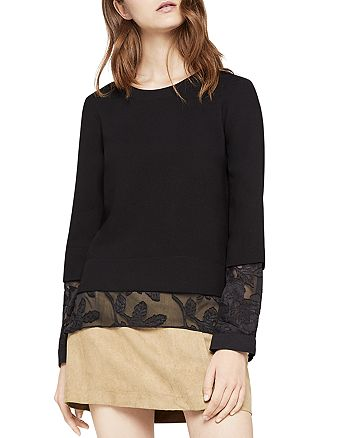 BCBGENERATION - Layered-Look Boxy Top