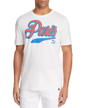 Puma Paris Short Sleeve Tee