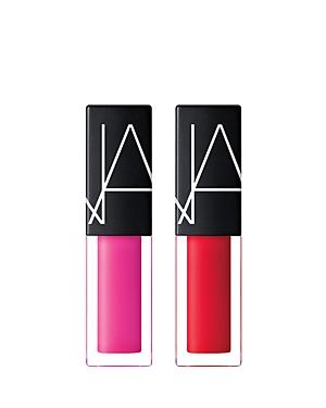 Nars Lipsticks VELVET LIP GLIDE DUO ($30 VALUE)