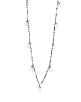 Freida Rothman - Bezel Drop Strand Necklace 5a7b0916e