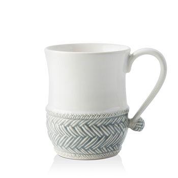 Juliska - Le Panier Grey Mist Mug