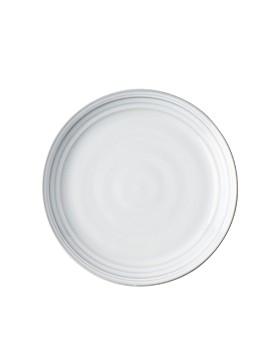 Juliska - Bilbao White Truffle Side/Cocktail Plate