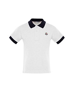 Moncler Boys' Contrast Polo - Little Kid - Bloomingdale's_0
